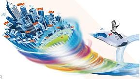 GE PON optical networking