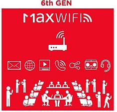 MU-MIMO 802.11ax WiFi 6