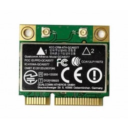 Qualcomm Atheros QCA 9377 dual-band WiFi AC Bluetooth wireless network card