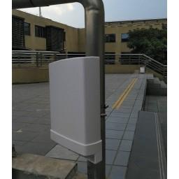 Wodaplug ®  LTE OUTDOOR Multi-function QCA9531 router, casing with 10dBi antennas, 2x LAN 1xWAN /3G/UMTS/4G/5G/LTE-A, PPPOE, dhcp-4G, M2M, miniPCIe, EC25X, EP06X, EM06x