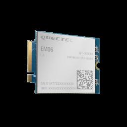 EM06-A EM06ALA-512-SGAD Quectel LTE-A M.2 - optimized 3GPP Rel. 11 LTE 2xCA Cat 6 Module , 5G+ ready, version North America