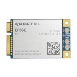 Quectel EP06 miniPCIe - optimized LTE Cat 6 Module ver EP06-E version for EU, AU, BR , LTE-A (5G GSM) ready