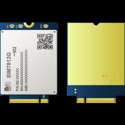 SIMCom 4G SIM7912G-M2  SIMCom LTE Cat 12 Module, M.2 slot