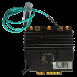 QCA9880 WLE900V5 - 27 8AB ESD miniPCIe module, high power, 27dBm, 802.11ac, 3*3MIMO