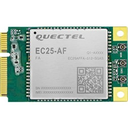 EC25-AF Quectel EC25 Series, LTE Cat 4, miniPCIe module, M2M IoT