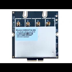 QCA PN01.1 Single band 2,4GHz  QCN9074 WIFI 6 (11AX) 4X4 MU-MIMO WIFI MODULE, M.2 E key