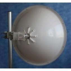 JIROUS Parabolic antenna JRC-29 DuplEX Precision 2*N Female, MIMO ready