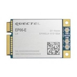 Quectel EP06 miniPCIe - optimized LTE Cat 6 Module ver EP06-E version for EU, AU, BR , LTE-A (5G GSM) ready