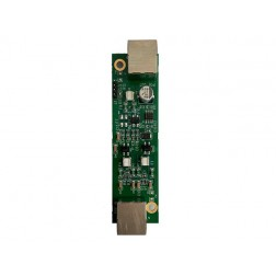 Wallys PD-25 802.3 af / at active POE to Passive POE 24V adapter (for LV versions boards)
