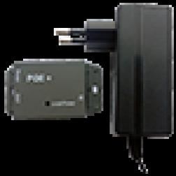 COMPEX Passive POE+ (injector + psu) 24V/1A 7P24V30WEU