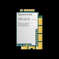 Quectel RM510Q-GL 5G Sub-6 GHz & mmWave M.2 LTE Module