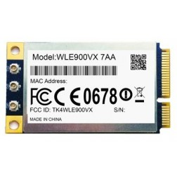 QCA9880 WLE900VX - 7A miniPCIe module, Qualcomm, 802.11ac, 2,4/5GHz, 3x3 MIMO, reference XB140 design