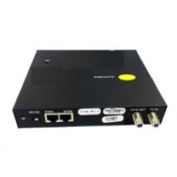 Wodaplug 1000 EOC Master 7.5Mhz-86Mhz / AV2, 1000Mbps, DM1002A, Indoor, 2xF, 2xGE, WEB mngmt, Coax internet