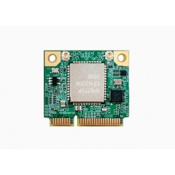 Sparklan WPEB-265AXI(BT) [B18] Half Mini PCIe Module WiFi 6 and BT 5.0 USB, Broadcom BCM43752, 801.11ax