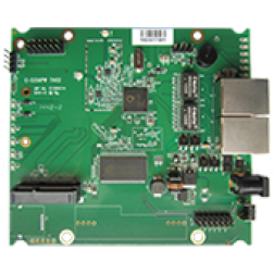 COMPEX WPJ531LV-A Dual Radio Embedded Board with QCA9531, 16/64MB, on board 2.4GHz radio, 11n/11ac ready