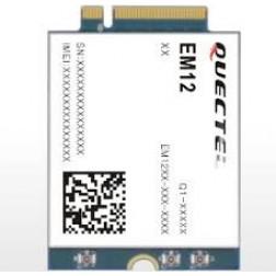 EM12-G EM12GPA-512-SGAD Quectel LTE-A M.2 - optimized LTE advanced 3 x CA Cat 12 Module  ( global ), 5G+ ready